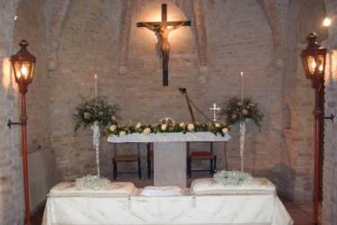 Altare cappella