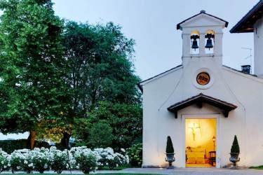 La cappella di Borgo dei Conti della Torre